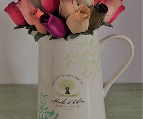 Flowers add beauty & colour
